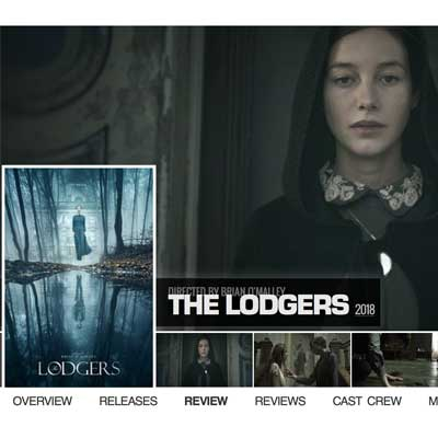 The Lodgers Review 7/10