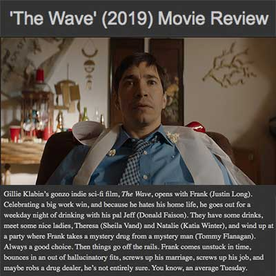 'The Wave' (2019) Movie Review