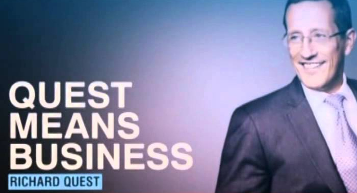 Trafficked Featured on 'Quest Means Business'
