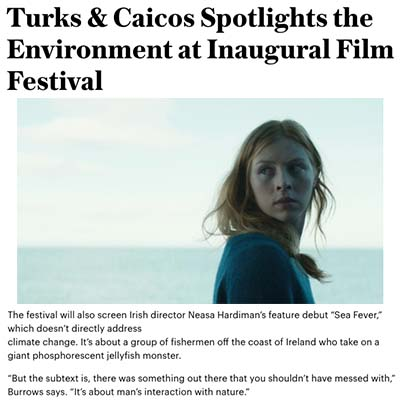 Turks & Caicos Spotlights the Environment at Inaugural Film Festival