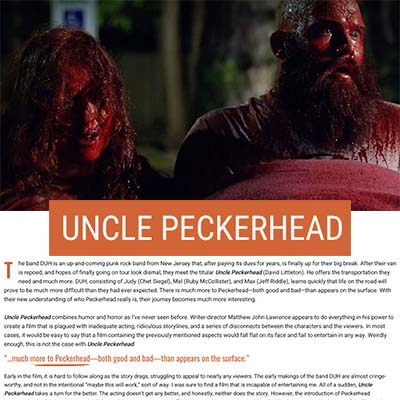 UNCLE PECKERHEAD - Film Threat Review