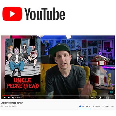 Uncle Peckerhead Review (Joshwrb)