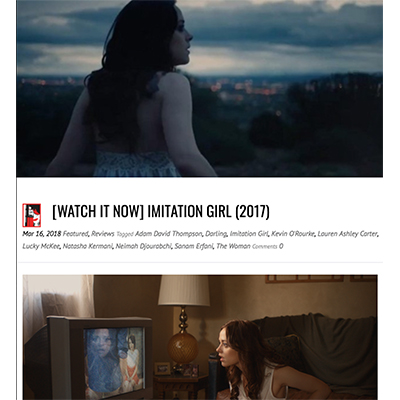 [WATCH IT NOW] IMITATION GIRL (2017)