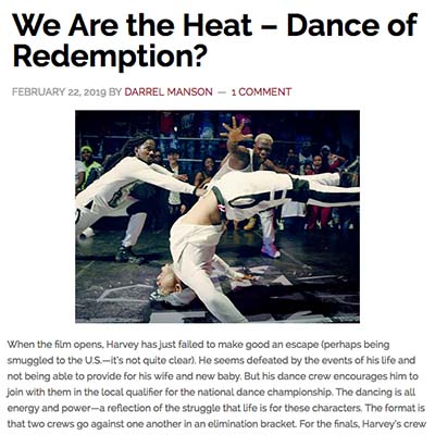 We Are the Heat – Dance of Redemption?